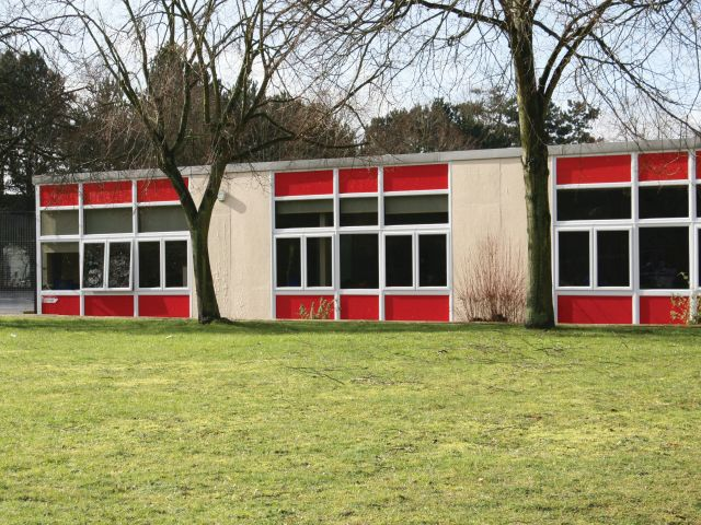 Westley school after the modernisation